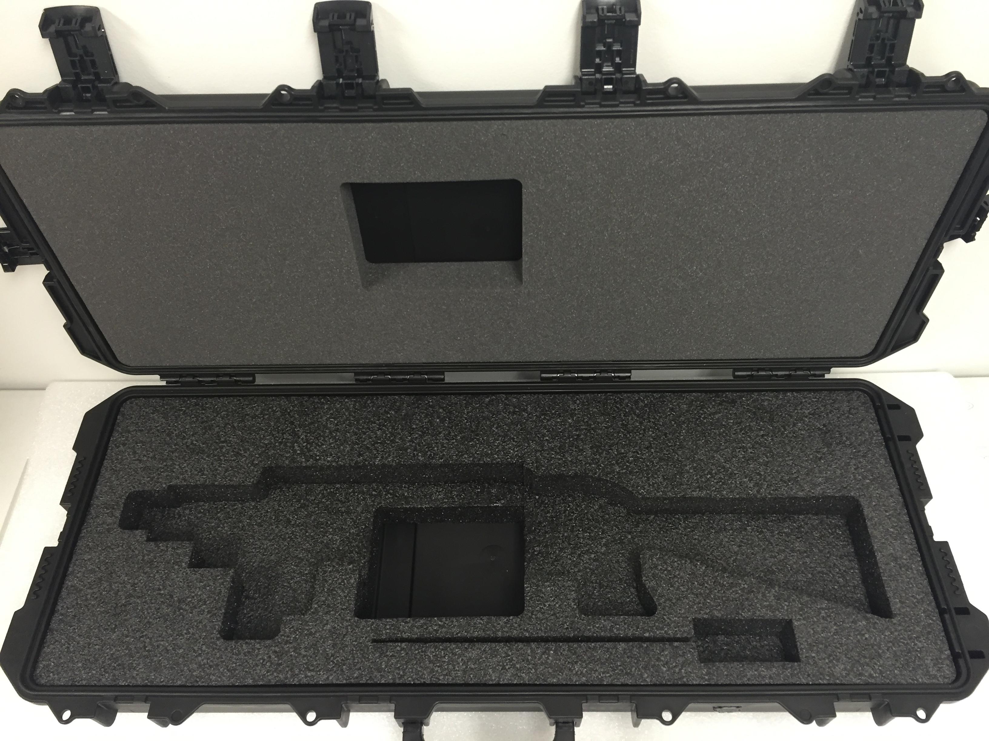 Custom Foam Case Insert